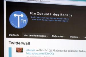 Tutzing FM berichtet von den Radiotagen
