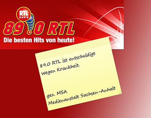 RTL-entschuldigt