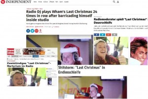 Collage Last Christmas