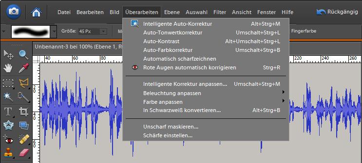 Auto-Korrektur bald auch bei Audiofiles?